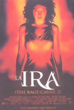 Poster Carrie 2: La Ira